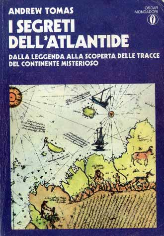 Andrew Tomas - Il segreto deell'Atlantide